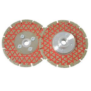 Disco de corte y rectificado 115MM